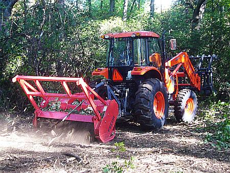 Bull Hog Brush Cutter Groupe Gedic